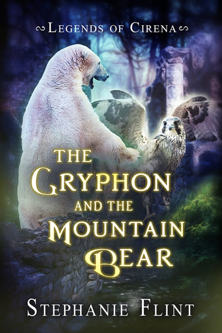 The Gryphon and the Mountain Bear - Cover
