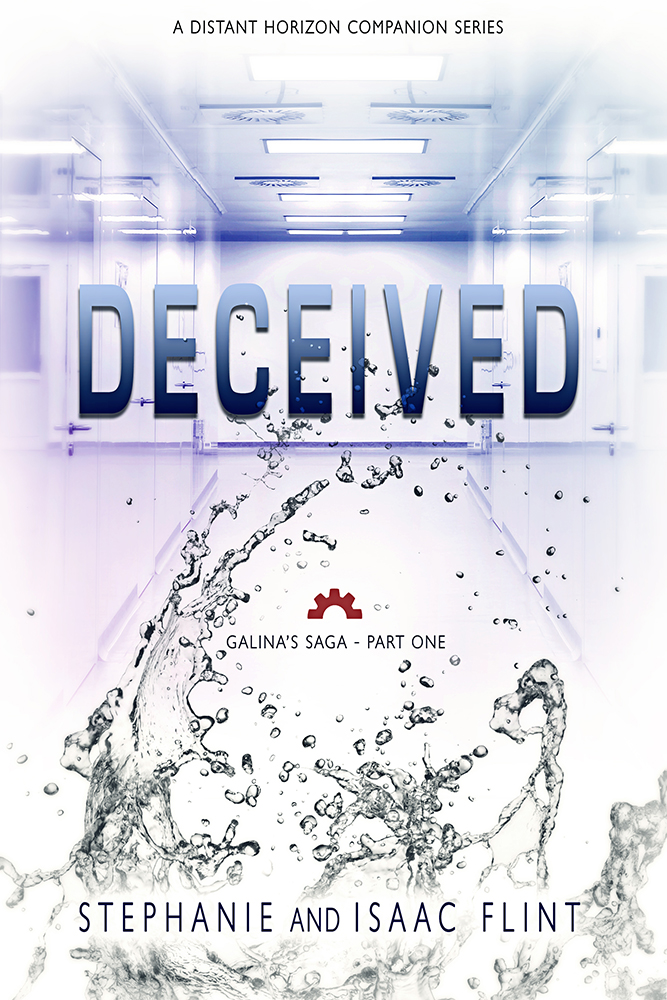 Deceived - Book Cover