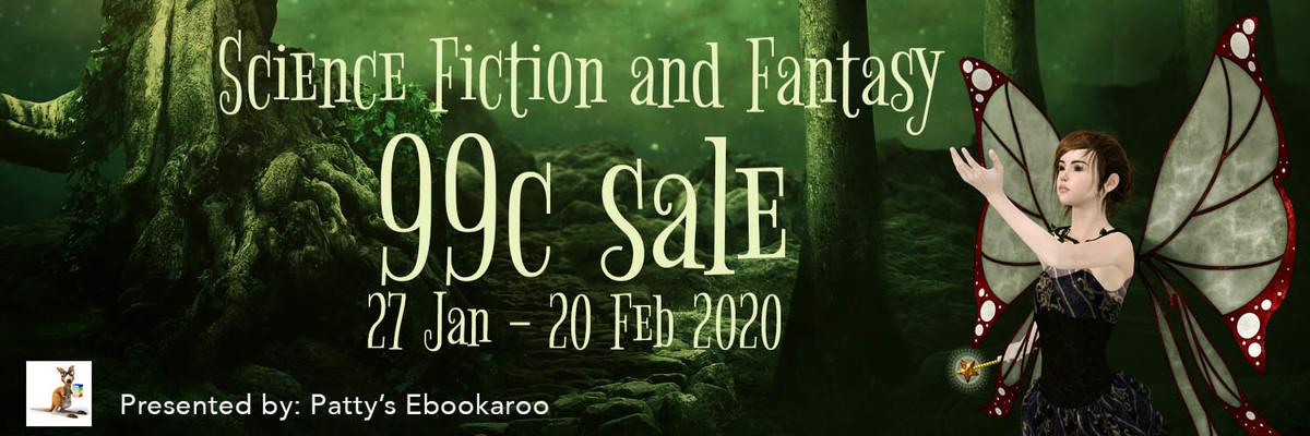 SFF Science Fiction and Fantasy 99 cent Sale