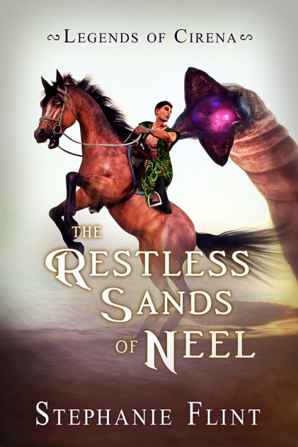 The Restless Sands of Neel Book Cover
