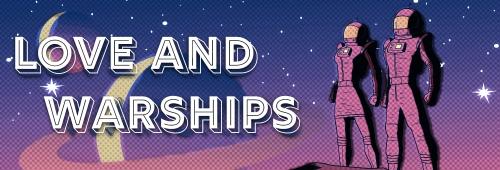 Love and Warships Sci-Fi Romance Book Fair