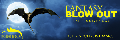 Fantasy Blowout Ebook Giveaway