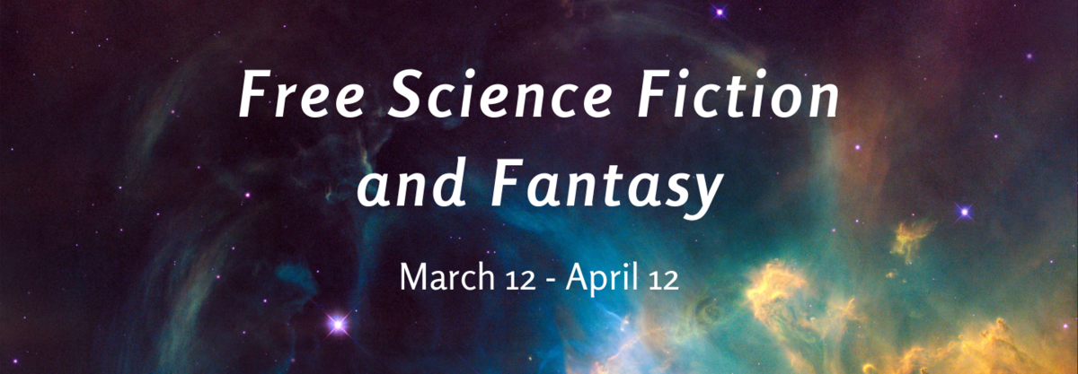 Science Fiction and Fantasy Ebook Promo