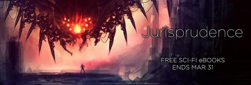 Jurisprudence Free Sci-Fi Ebook Promo