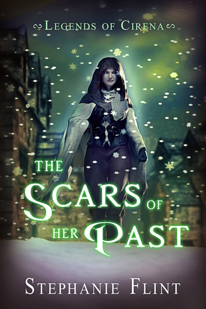 SBibb - The Scars of Her Past Book Cover