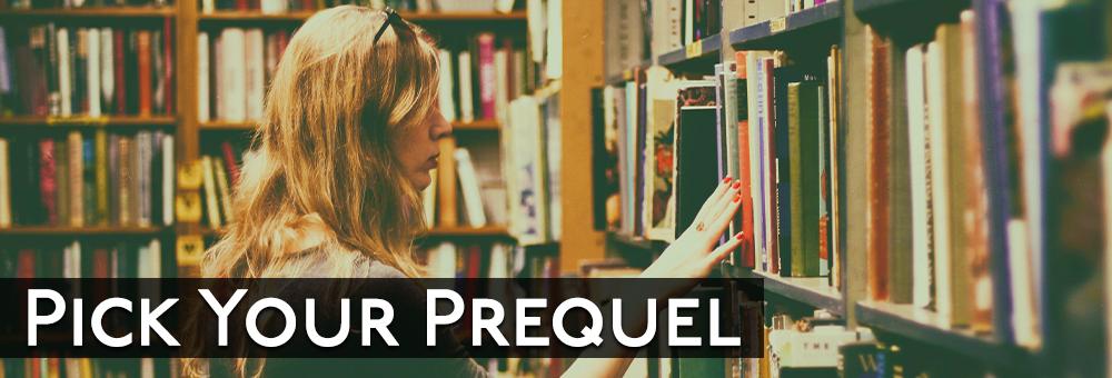 Pick Your Prequel Ebook Giveaway