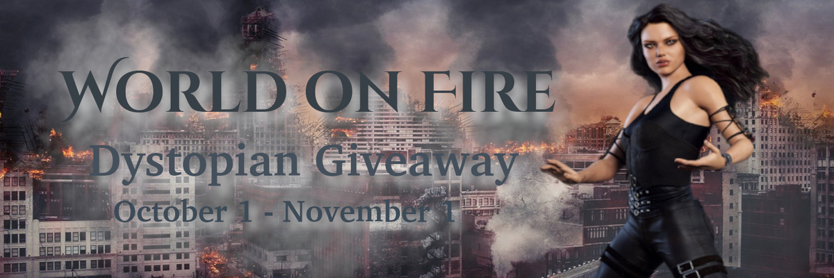 World on Fire Dystopian Ebook Giveaway