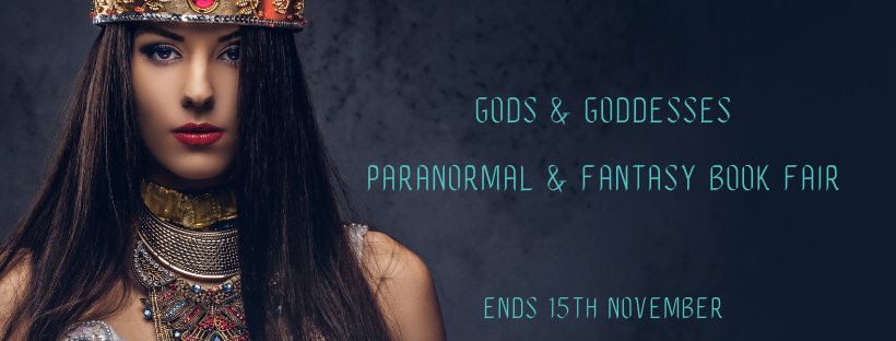 Gods and Goddesses Paranormal and Fantasy Ebook Fair