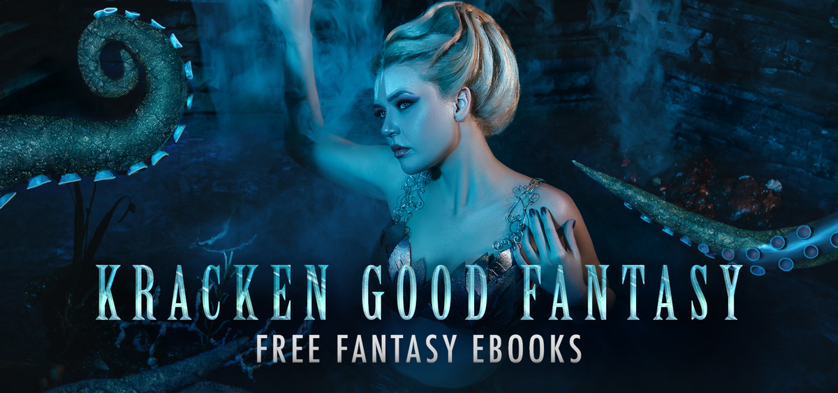 Kracken Good Fantasy Ebook Giveaway