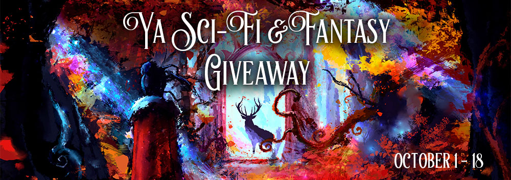 YA Sci-Fi & Fantasy Ebook Giveaway