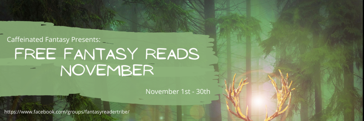 Free Fantasy Reads for November Giveaway