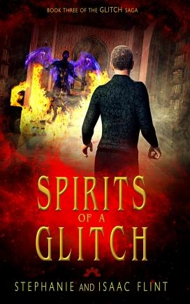 SBibb - Spirits of a Glitch Cover