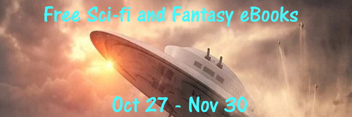 Free Sci-Fi and Fantasy Ebooks Giveaway