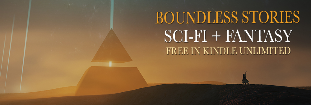 Boundless Stories SciFi and Fantasy Free in KU