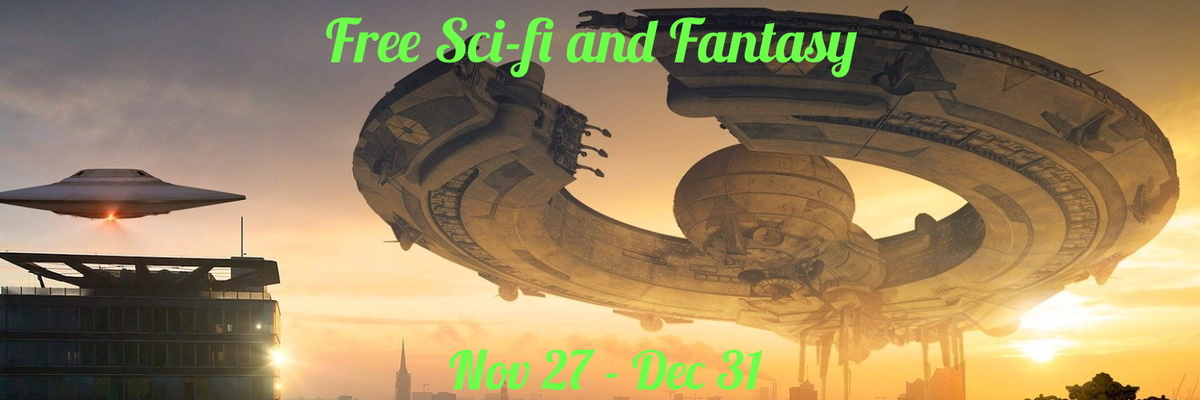 Sci-Fi and Fantasy Ebook Giveaway
