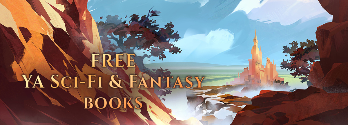 YA SciFi and Fantasy Ebook Giveaway