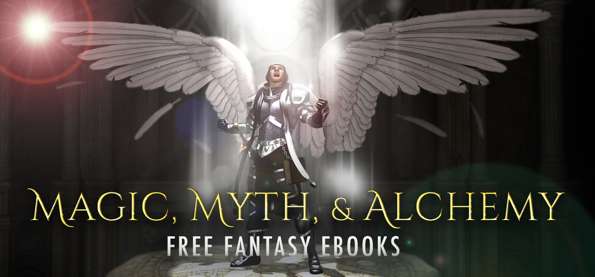 Magic Myth and Alchemy Fantasy Ebook Giveaway