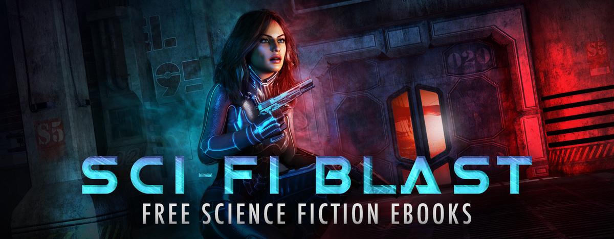 Sci-Fi Blast EBook Giveaway