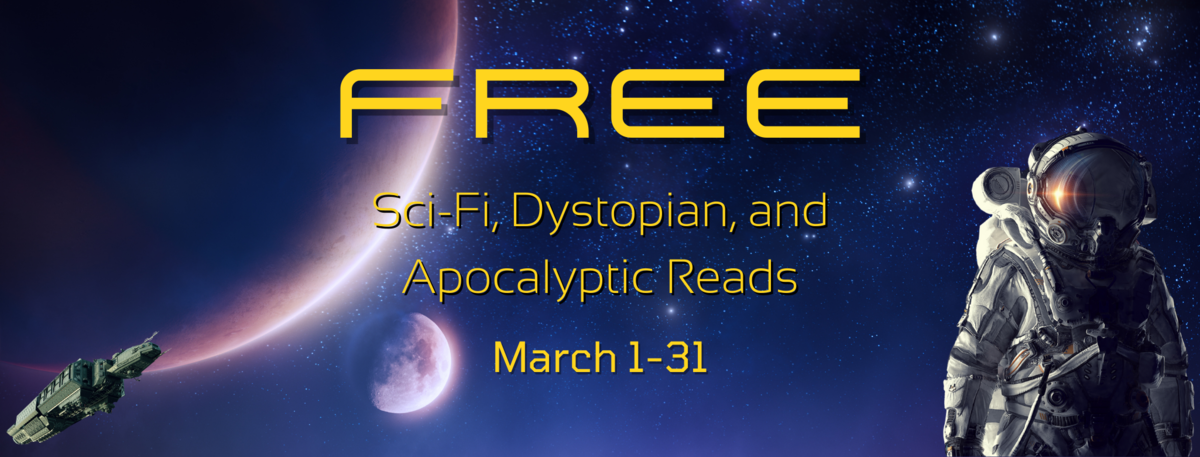 SciFi Dystopian and Apocalyptic Reads Ebook Giveaway