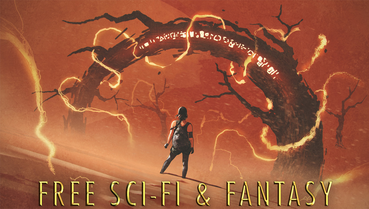 Free Sci-Fi and Fantasy EBook Giveaway