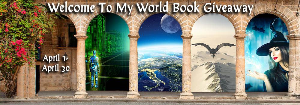 Welcome to My World EBook Giveaway