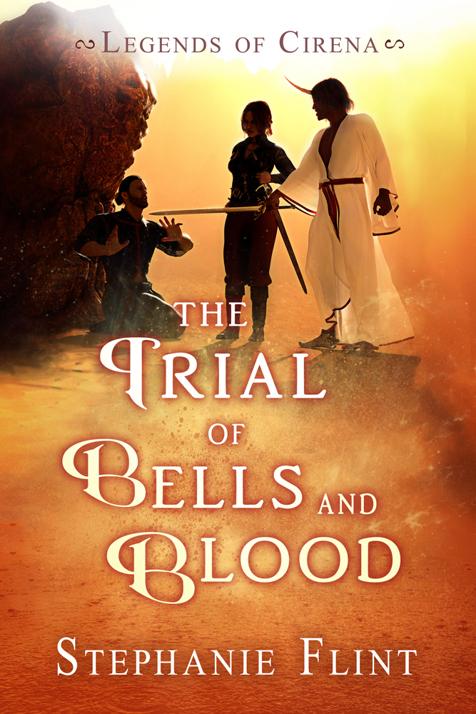 SBibb - The Trial of Bells and Blood Cover