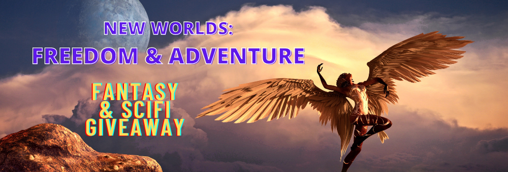 New Worlds: Freedom & Adventure Ebook Giveaway