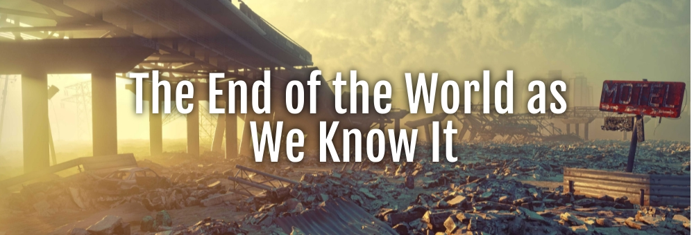 The End of the World as We Know It Ebook Giveaway